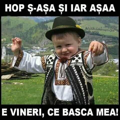Azi e Vineri!