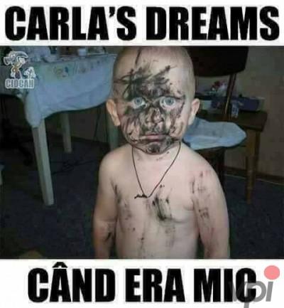 Carla's Dreams copil