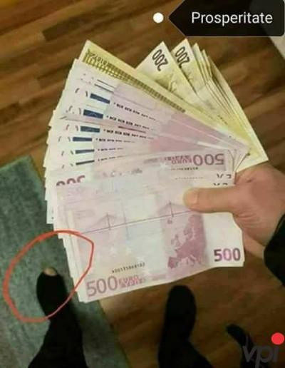 Ce inseamna sa ai bani