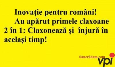 Claxoanele la romani