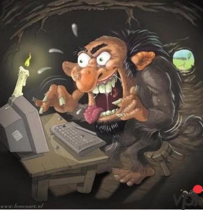 Esti maniac de internet?