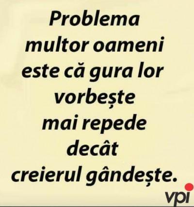 Problema oamenilor