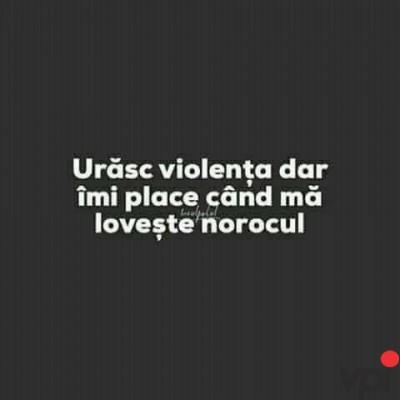 Urasc violenta!