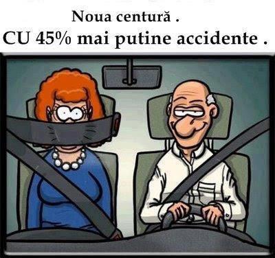 Cum te feresti de accidente