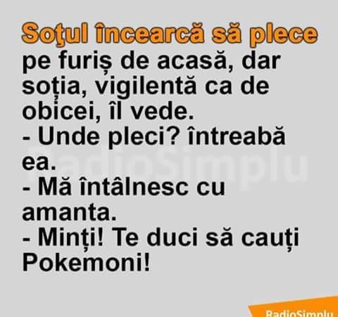 In cautare de Pokemoni