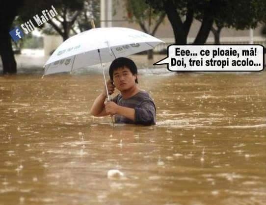 Ploaie usoara...