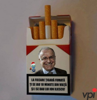 Atunci cand fumezi...