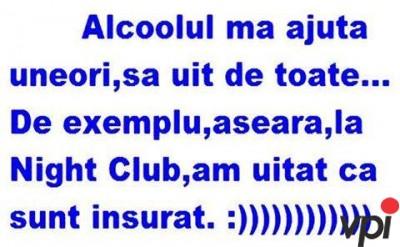 Beneficii alcool