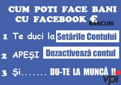 Cum faci bani cu Facebook