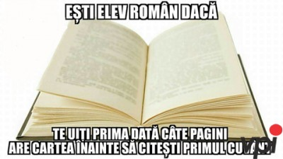 Elevii romani