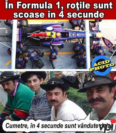 Formula 1 Romania