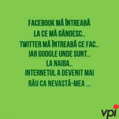 Internetul in ziua de azi