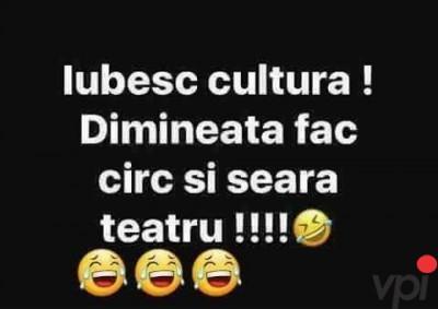 Iubesc cultura!