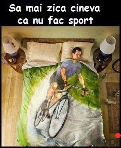 Iubesc sportul!