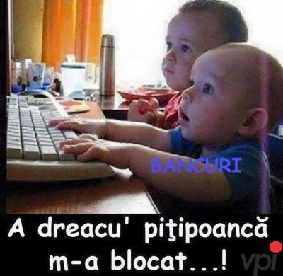 M-a blocat pe Facebook!