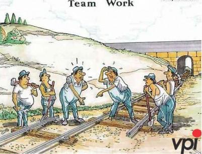 Munca in echipa