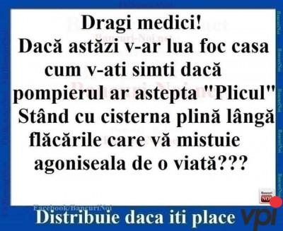 Pentru medici!