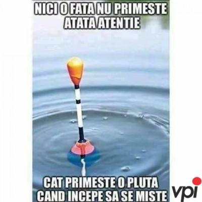 Pentru pescari!