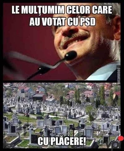 Pentru PSD-isti!