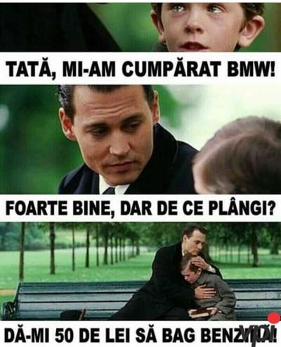 Pentru soferii de BMW!