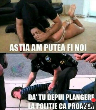 Plangere la politie