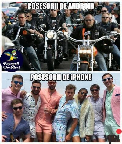 Posesorii de telefoane
