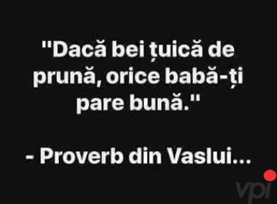 Proverb din Vaslui