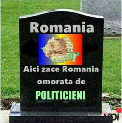 Romania noastra!