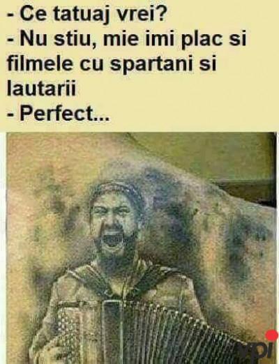 Tatuaj romanesc