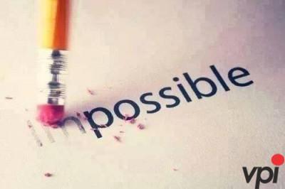 Totul este posibil!