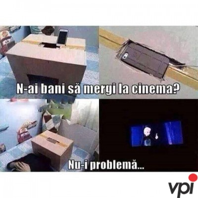 Vrei sa mergi la cinema?