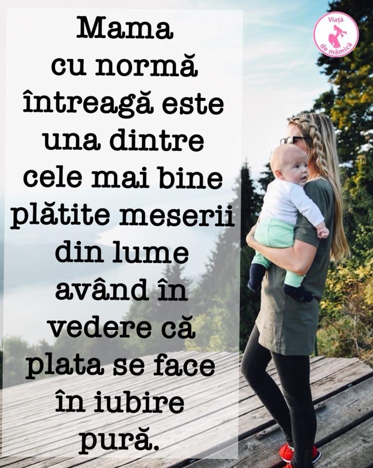 Mama cu norma întreaga
