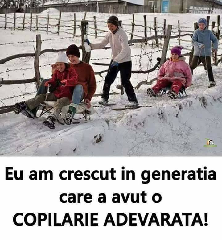 Copilarie adevarata!