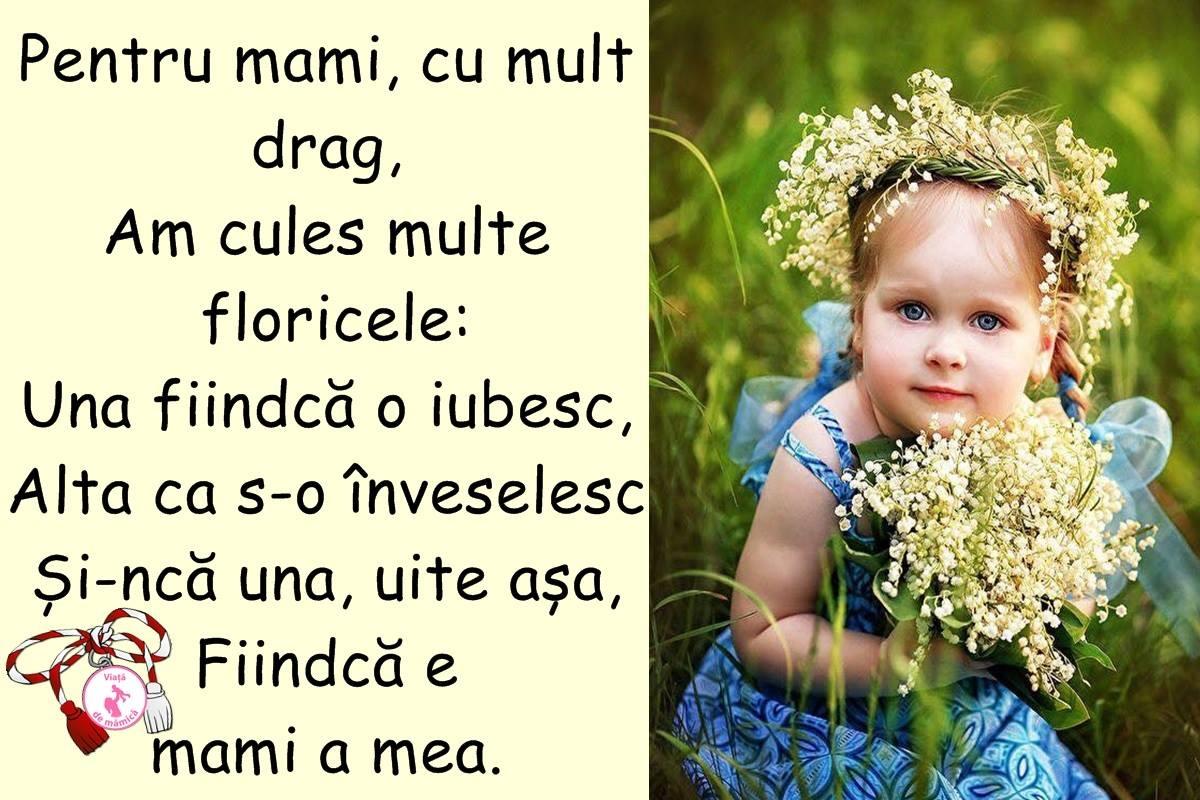 Pentru mami,cu mult drag