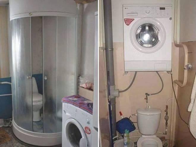 Improvizatii in baie
