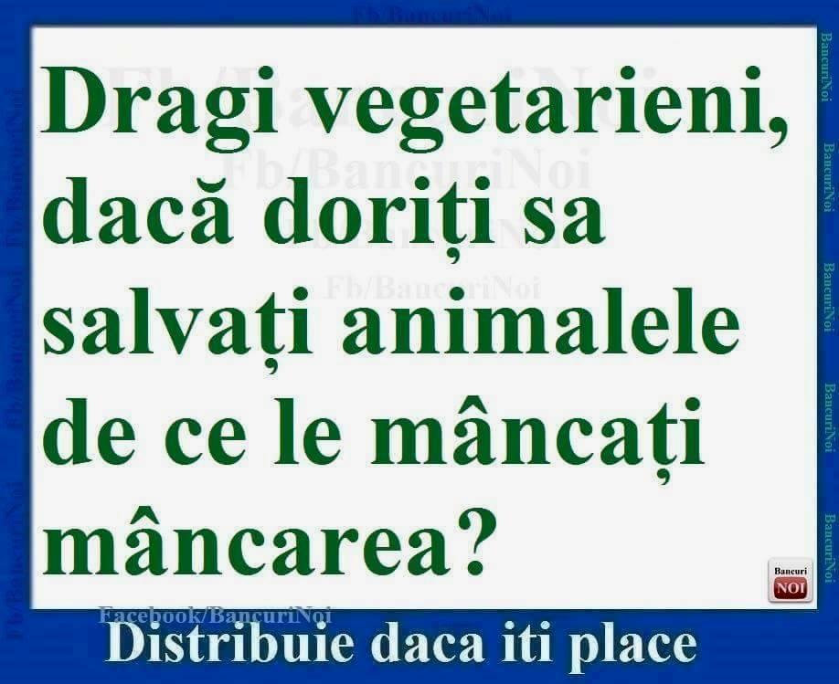 Pentru vegani!