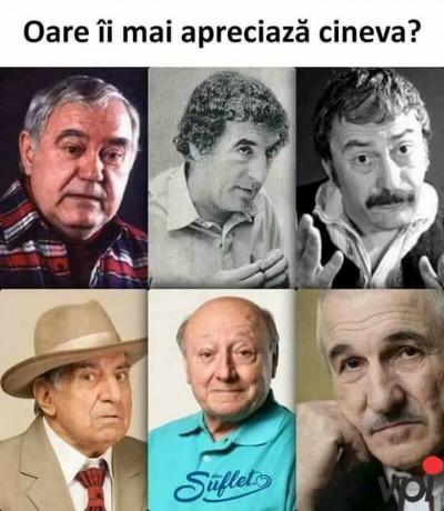 Cei mai buni actori romani