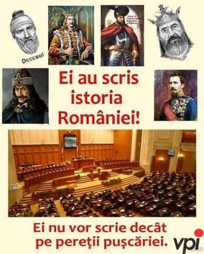 Cine a scris istoria Romaniei
