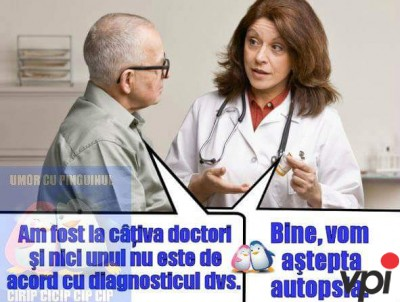 Diagnostic gresit