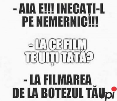 La ce film te uiti?