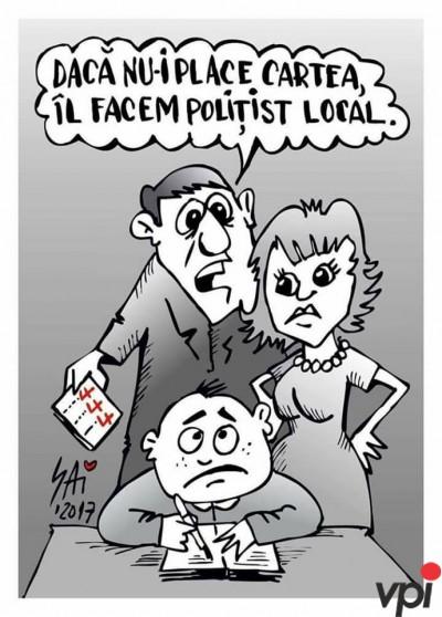 Politistii Locali