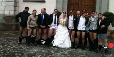 Poza de la nunta