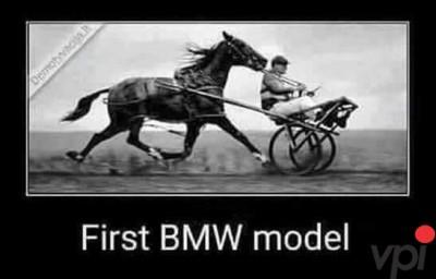 Primul model de BMW
