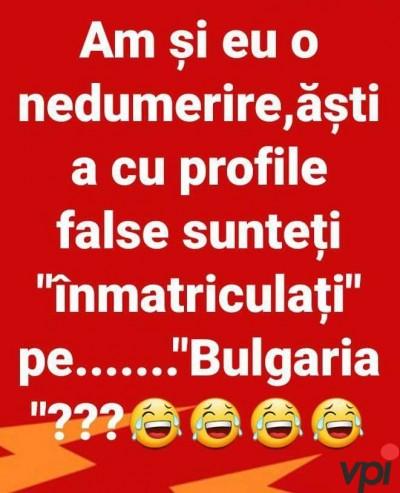 Profile false pe Facebook