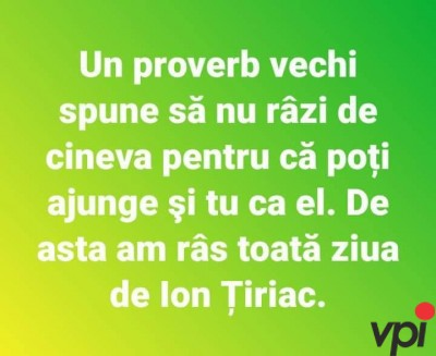 Proverb vechi