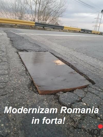 Romania Moderna