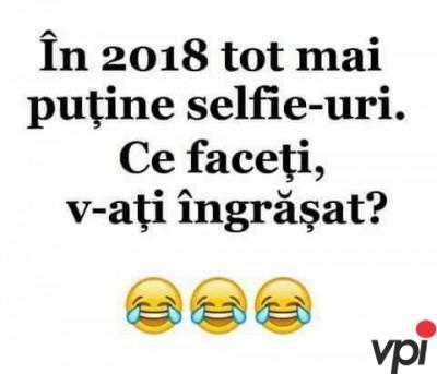 Selfie-uri anul asta