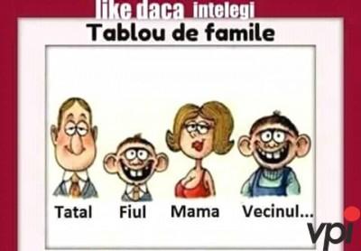 Tablou de familie