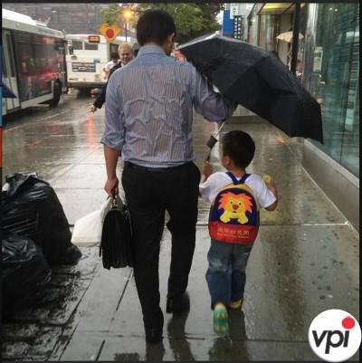 Un tata adevarat!