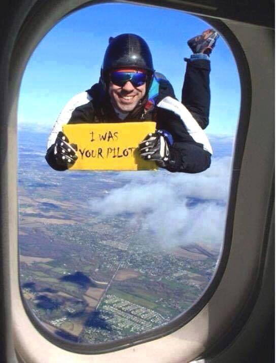 Cand zbori cu avionul